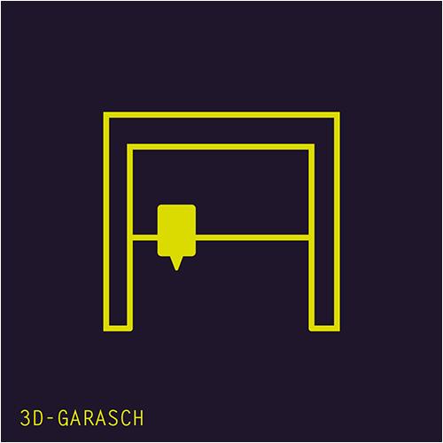 WE OPEN SPACES 3D-Garasch