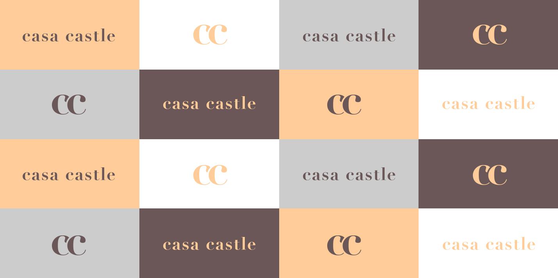 casa castle word marks
