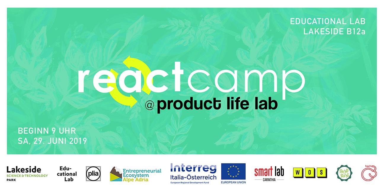 reACTcamp Banner