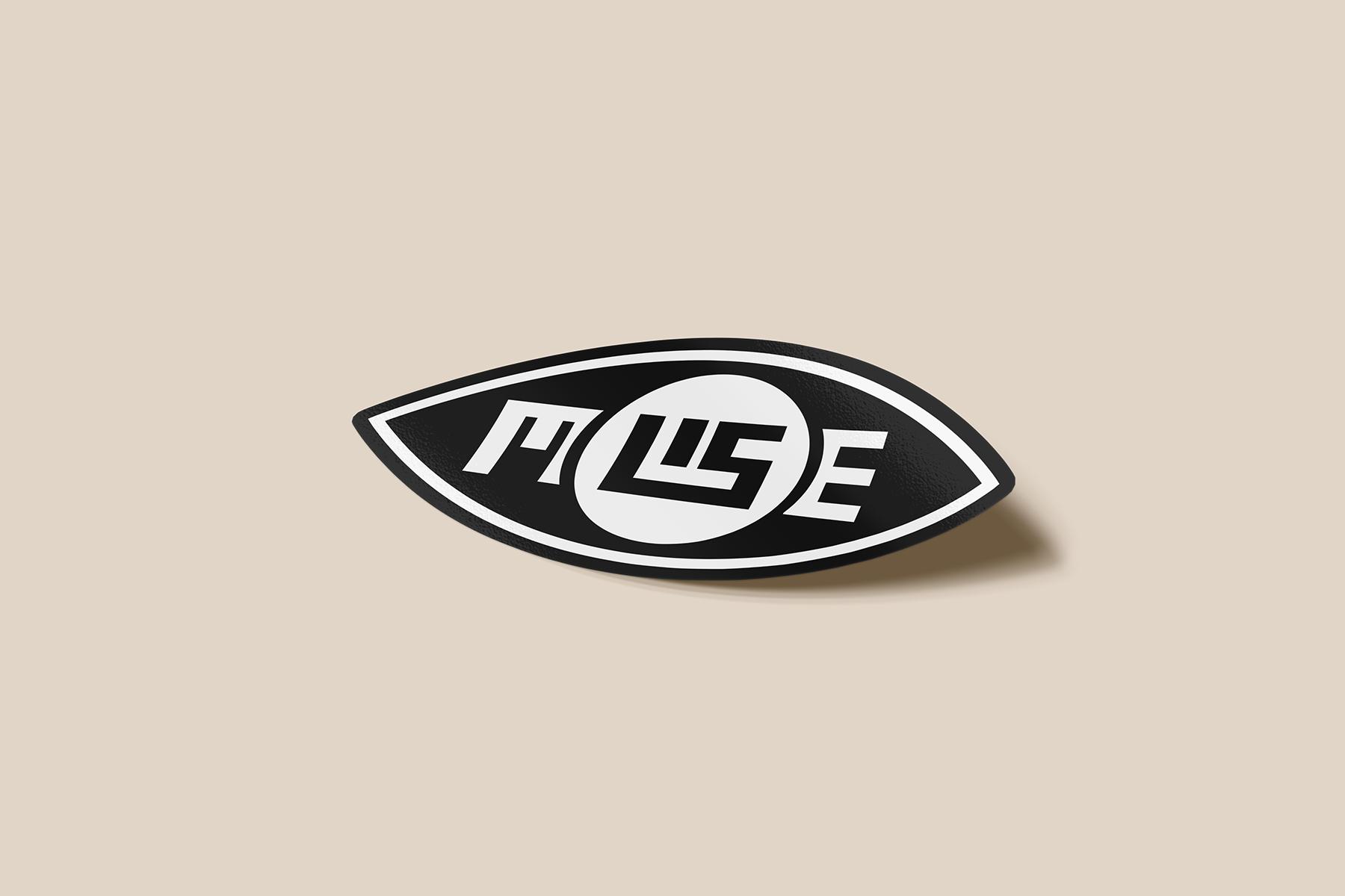JALASTAIR Muse Sticker