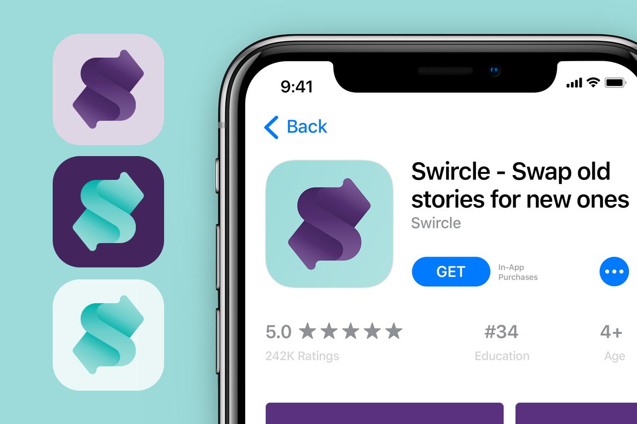 swircle app icons